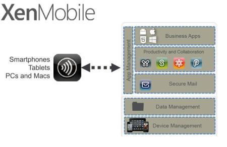xen mobile